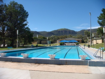 Kandos and District Olympic Memorial Swimming Pool copy