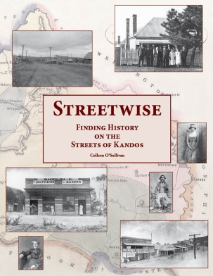 STREETWISE cover copy