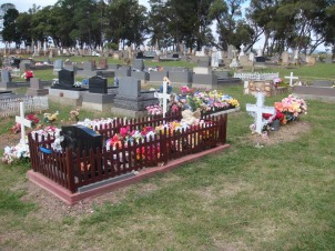 the prettiest cemetery in the central west copy
