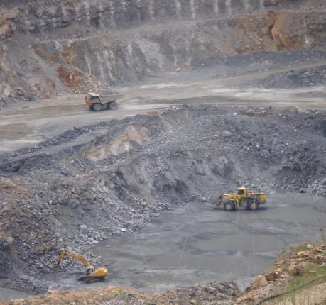 Kandos Quarry-kandos-history